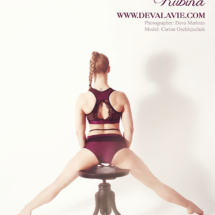 Collection Rubina Dancewear deva la vie